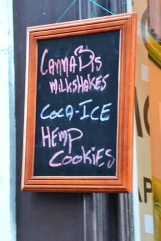 Any milkshake?