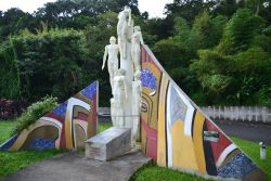 En mémoire des disparus de l'accident d'avion en 2005