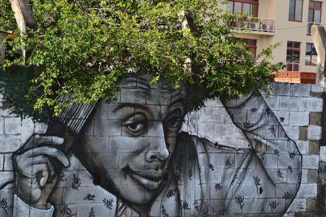 Spike LEE en mode street art