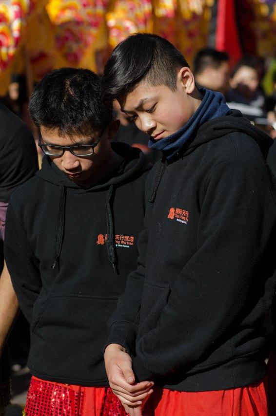 CHINESE PRAY
