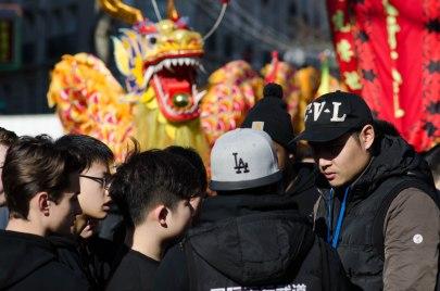 CHINESE BAND