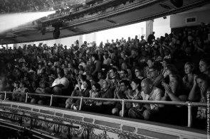 This audience was so fun Un public de folie!