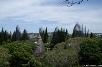 Le centre culturel JMTjibaou