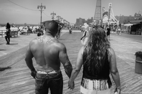 COUPLE WITH TATTOO