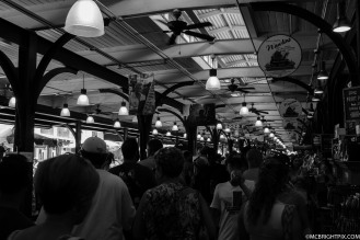 INSIDE FRENCH MARKET