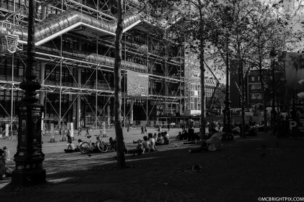 CENTRE BEAUBOURG